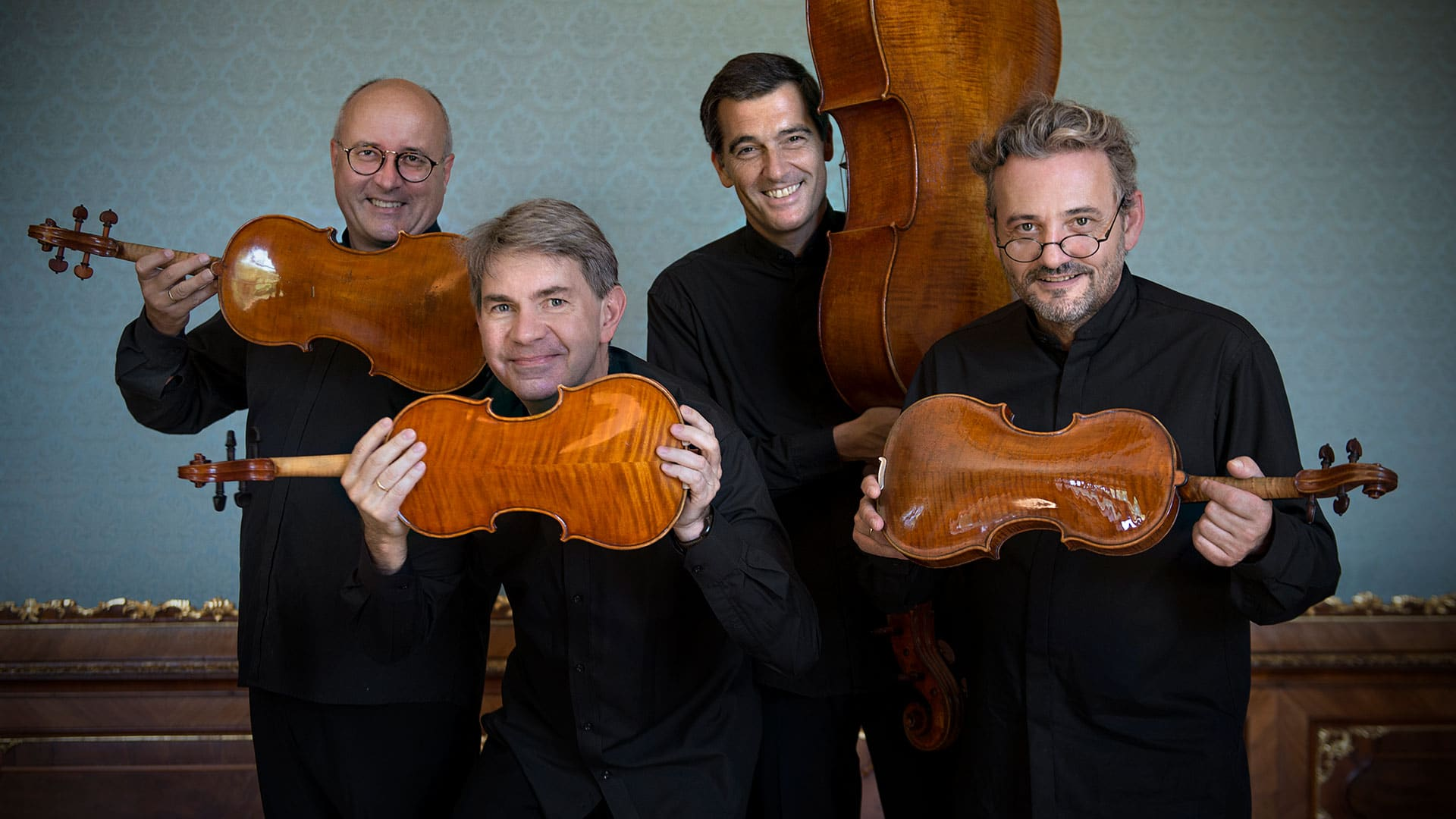 Artis Quartett © Nancy Horowitz (2)