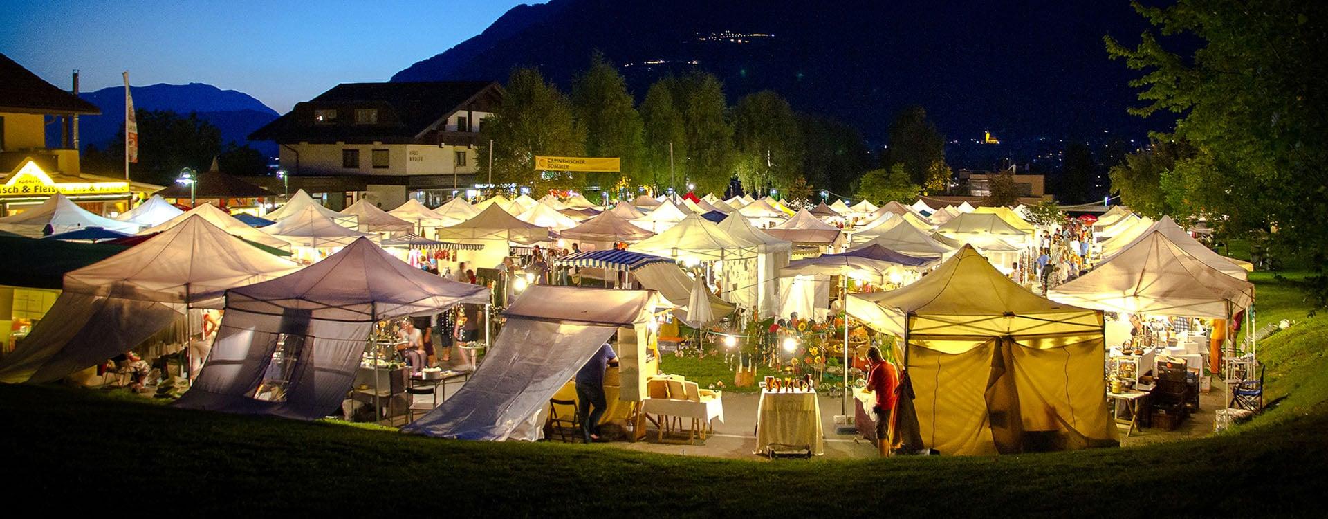 Kunsthandwerksmarkt Ossiach © Ossiachersee Insider